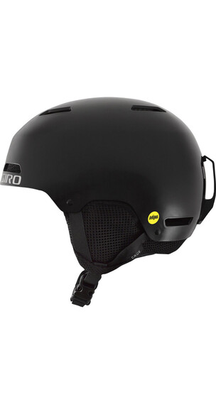 Giro Crüe MIPS Junior Black